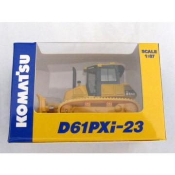 Komatsu Costa Rica  Official 1/87 PC210LCi-10 Excavator, D61PXi-23 diecast Shareholder LTD