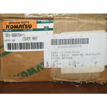Komatsu Iran Cover Assembly 381-986054-1