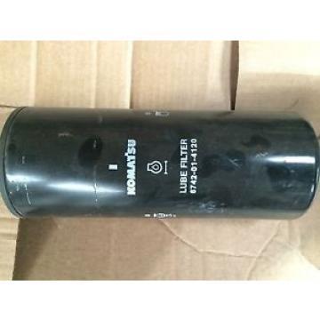 Komatsu Uruguay Oil Filter part no. 6742-01-4120