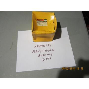 Komatsu Bahamas 232-71-11422 Bushing Genuine