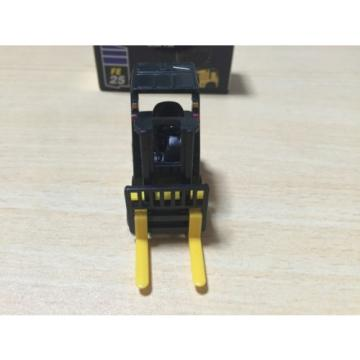 1/54 Swaziland  Komatsu FE Series FE25-1 Forklift Truck Pull-Back Car not sold in stores