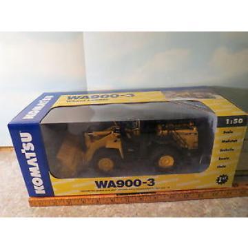Komatsu Liberia WA900-3 Wheel Loader 1/50 NIB First Gear