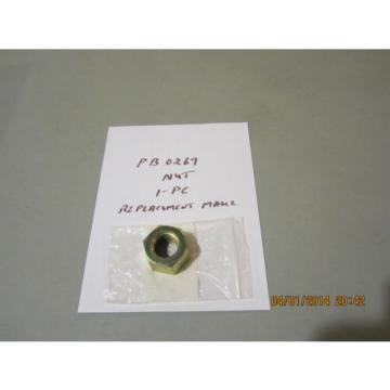 Komatsu-Wabco Barbados PB0269 Nut