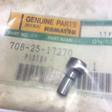 Komatsu Guyana  708-25-17270 NEW OEM Piston for Hydraulic Pump Assembly