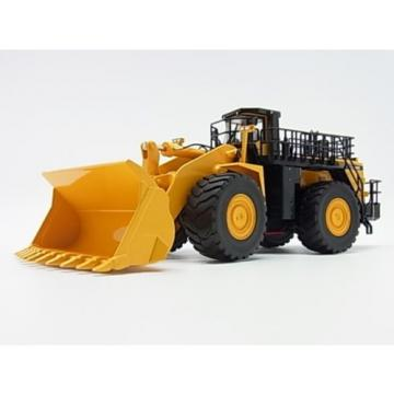 New! Cuba  Komatsu wheel loader WA900-3 1/50 Big diecast model First Gear f/s Japan