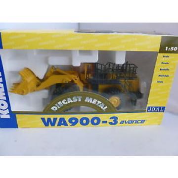 JOAL Ecuador KOMATSU WA900-3 AVANCE WHEEL LOADER