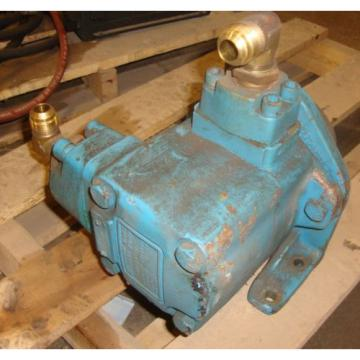 Vickers Niger  Vane Pump Serial # 22430 K4~ 18514LR
