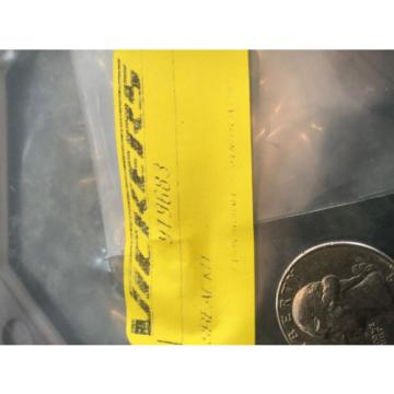 Devlieg Argentina machine vickers pump seal replacement kit # 919683 origin old stock PVB45A