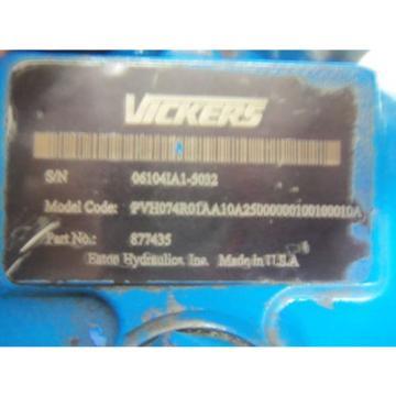 VICKERS Azerbaijan 877435 VALVE USED