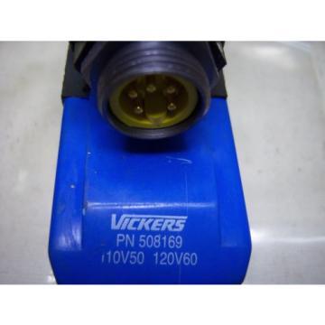 0351 Burma Vickers Solenoid Valve DG4V-3-2A-M-FPA5WL-B6-60