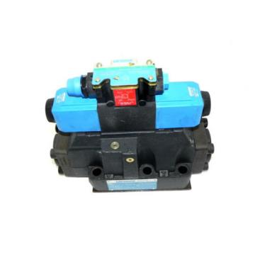 VICKERS Luxembourg DG4V-3S-2A-M-FPA5WL-H5-60 DIRECTIONAL VALVE 02-393393