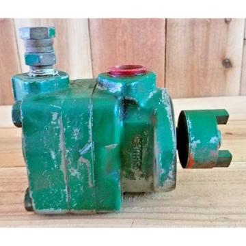Vickers Luxembourg  Vane Pump V210-8-10-12 - V210-8-1C-12 - 8gpm