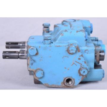 Vickers Belarus Double Spool Hydraulic Valve Working PN 572844  FREE SHIPPING