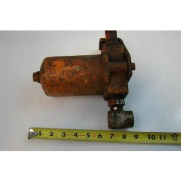 Vickers Egypt Hydraulic Filter 1#034; Inlet and Outlet