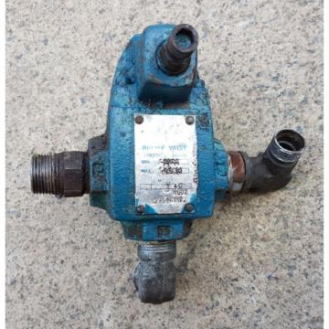 Vickers Luxembourg Hydraulic Pressure Relief Valve