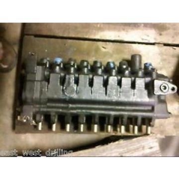 Rebuilt Ecuador 50623545 9-Spool CM11-ND1R25D Vickers Valve DRILL RIG HYDRAULIC PUMP MOT