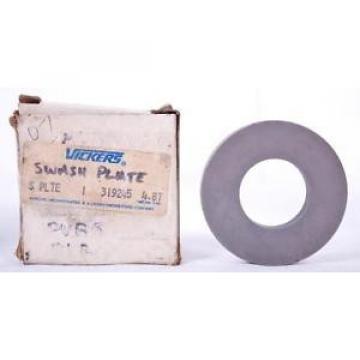 Origin Reunion NIB Vickers OEM Swash Plate PN 319245  FREE SHIPPING