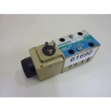Vickers Denmark Hydraulic Valve DG4V3S2AMUB560 Used #61690