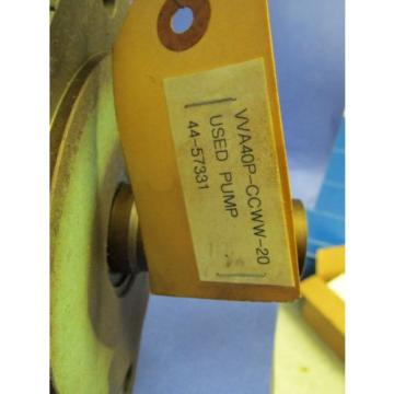 VICKERS Barbuda  HYDRAULIC PUMP VVA409 -CCWW-20