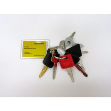 9 Azerbaijan  Excavator and heavy plant master keys, caterpillar komatsu hitachi sumitomo