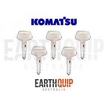 5 France Komatsu Key Excavator 787 Key