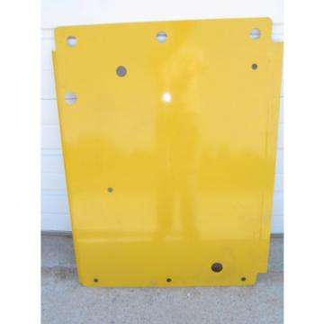 Komatsu Netheriands  Steel Cover Panel excavator yellow #20Y 54 71881 (G4)