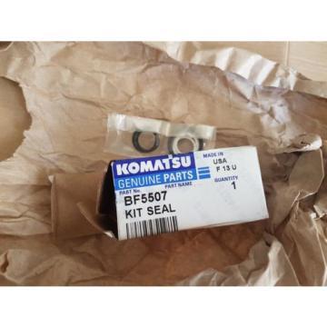 QTY Laos of 10 New Komatsu Kit Seal BF5507