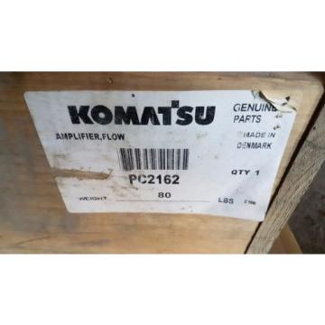 New Samoa Eastern  Komatsu Flow Amplifier PC2162 Made in Denmark