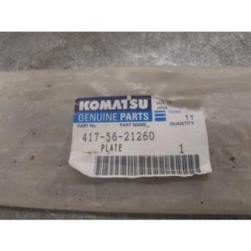 NEW Haiti GENUINE KOMATSU LIFT PLATE 417-56-21260