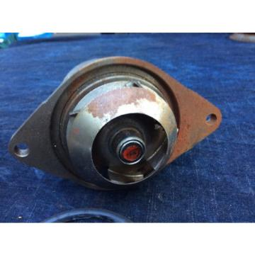 Komatsu Moldova, Republic of  6736-61-1201 Water Pump Oem Genuine Komatsu New Old Stock