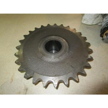 Komatsu Suriname  SK1020 ONE Drive Sprocket Axle Skid Steer Loader SK-1020 37C2211160