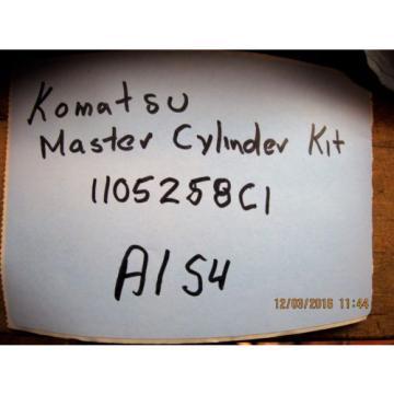TYPE Hongkong 29510 IHC H100C LOADER, SCOOP DED 4 X 4, KOMATSU Master Cylinder Kit [A1S4]