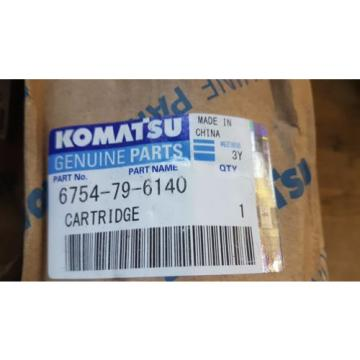 QTY Cuinea  of 2 New Komatsu Cartridge 6754-79-6140