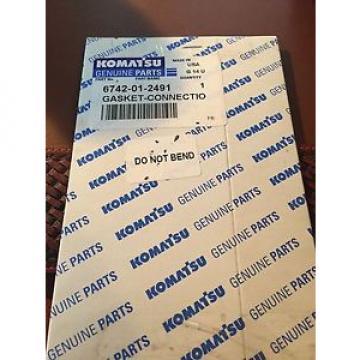 Genuine Andorra Komatsu Parts 6742-01-2491/6742012491