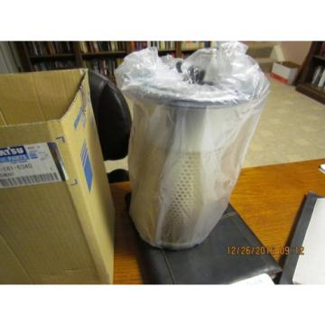 Komatsu Brazil  Air Filter 600-181-6340 or 6001816340 NOS OEM PC75UU