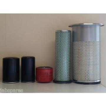 Komatsu Uruguay PC100-5, PC100-6, PC120-5, PC120-6 w/S4D95L Eng. Filter Service Kit