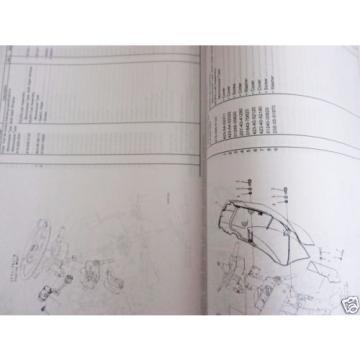 KOMATSU Hongkong WHEEL LOADER WA270-7 PARTS BOOK SERIAL NUMB 81344 AND UP