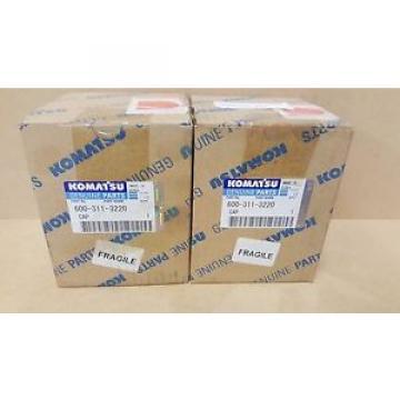 Komatsu Haiti 600-311-3220 Filter (Qty 2)
