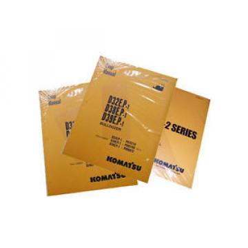 Komatsu Cuinea  Service CD110R-2 Skid Steer Shop Printed Manual NEW