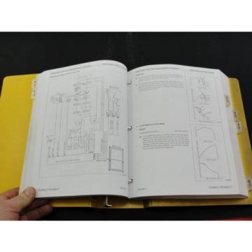 Komatsu Samoa Western  Galeo PC200LC-7L excavator service shop repair manual CEBM005805