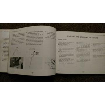 KOMATSU Laos  D65P-6 OPERATION & MAINTENANCE MANUAL 30001-UP