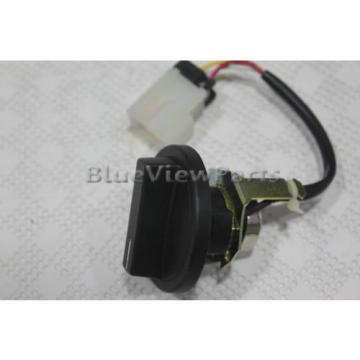 Fuel Reunion dial,throttle knob 7825-30-1301 for Komatsu PC-5/6 excavator and other part