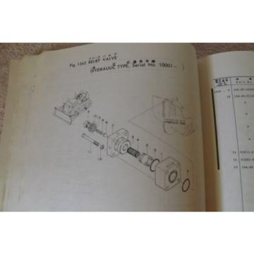 KOMATSU Suriname  D80A-12 BULLDOZER Parts Manual Book Catalog spare D85AE